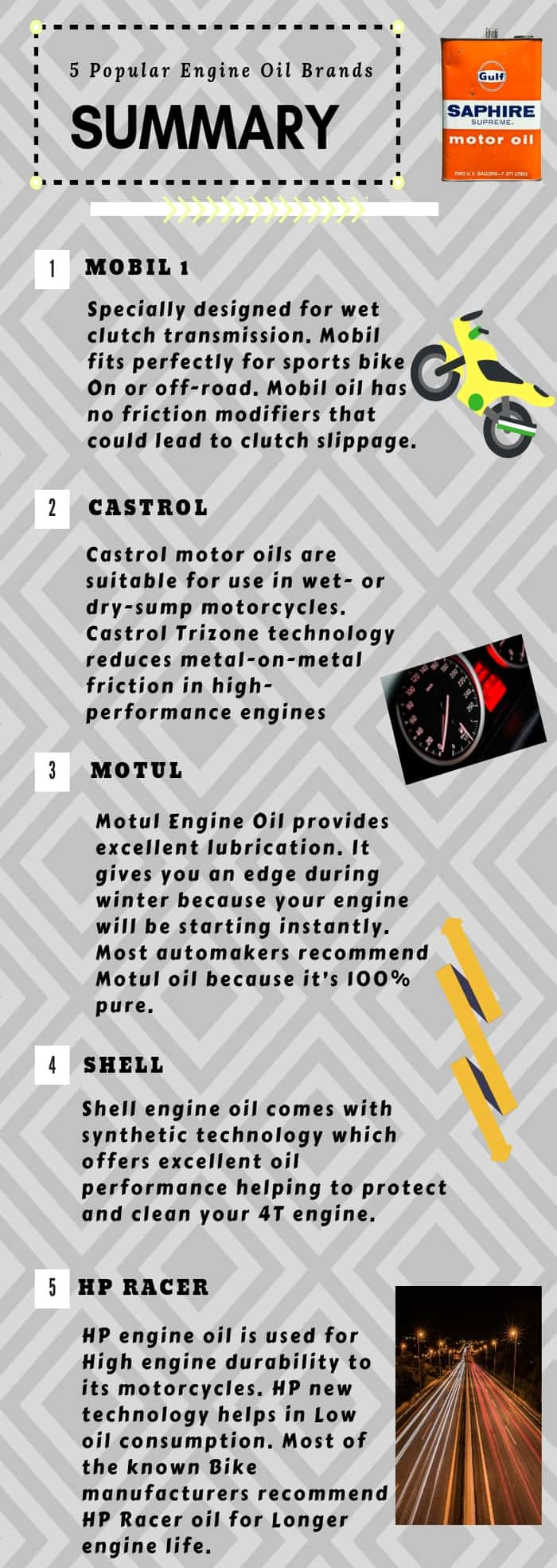 best-engine-oil-for-bikes