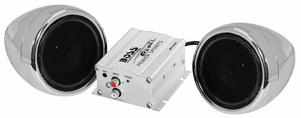 Boss-MC400-loudest-motorcycke-speakers