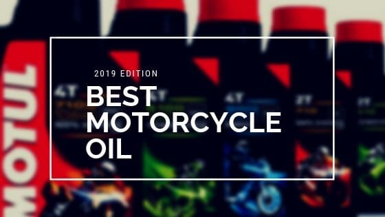 Best Motorcycle Oil – Guide to help you Buy