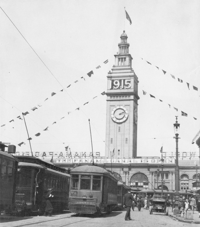 1915 sign Ferry Building lowres