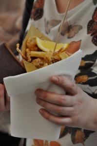 street food al carnevale di viareggio