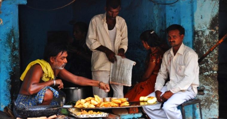 Indická ulica. TOP 10 jedál indického streetfoodu