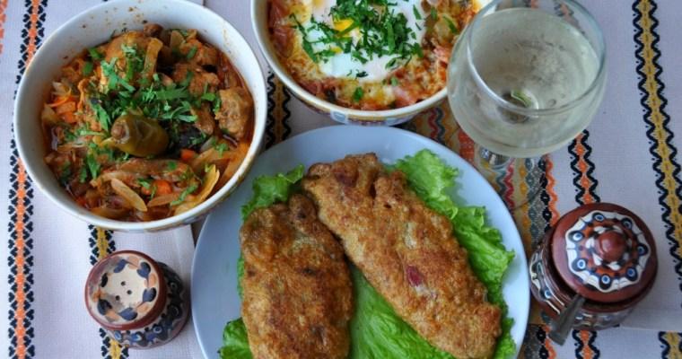 Bulharská kuchyňa – Čo ochutnať? (FOOD GUIDE)