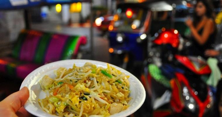 Khao San. Aký je streetfood na najznámejšej ulici Thajska?