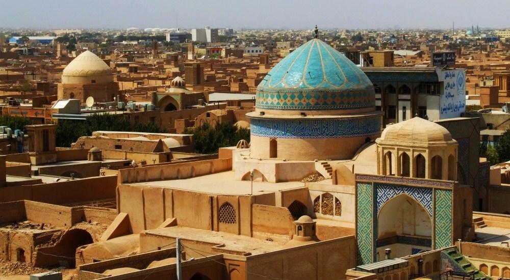 Iránsky Yazd. Hlinený labyrint plný príbehov