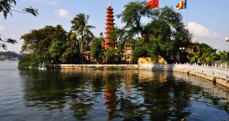Hanoj. Exotický Vietnam s francúzskym šarmom