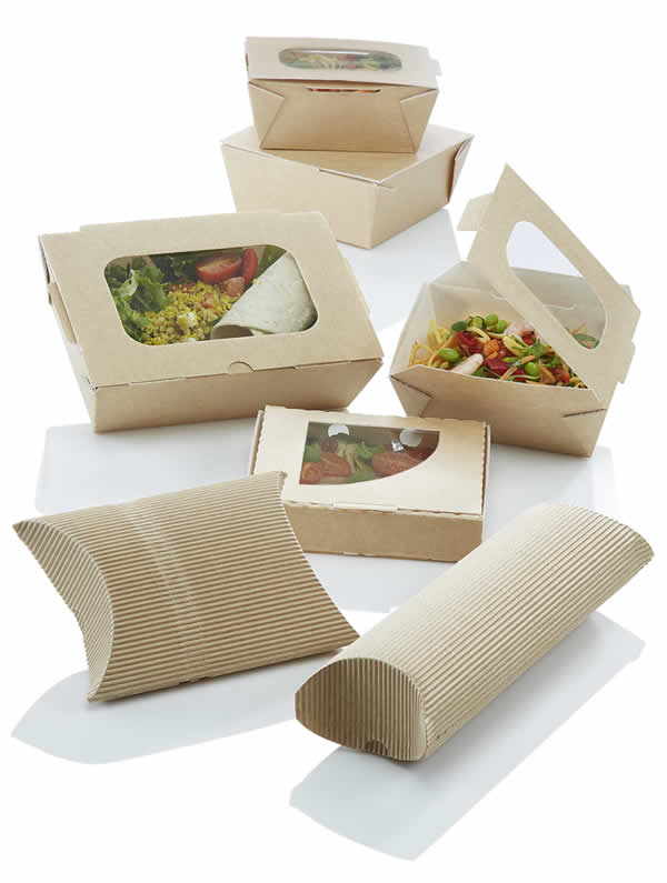 packaging for street food