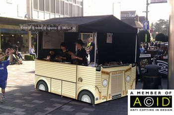 Big Kahuna Huts - Innovative Street Food Stall Catering Solutions