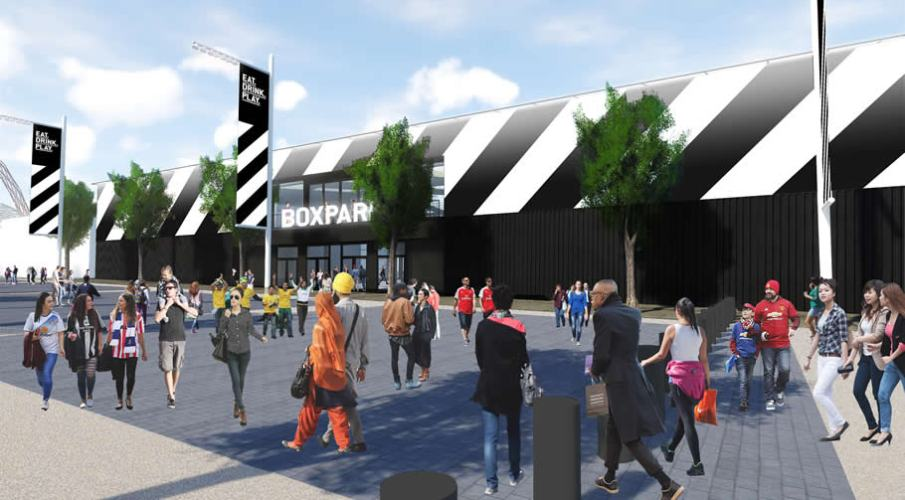 BOXPARK WEMBLEY TO OPEN IN LATE 2018
