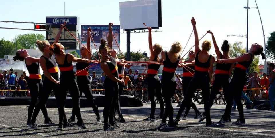 86 Street Gymnastics Performance, Mexico, Guadalajara, National Danish Performance Team1