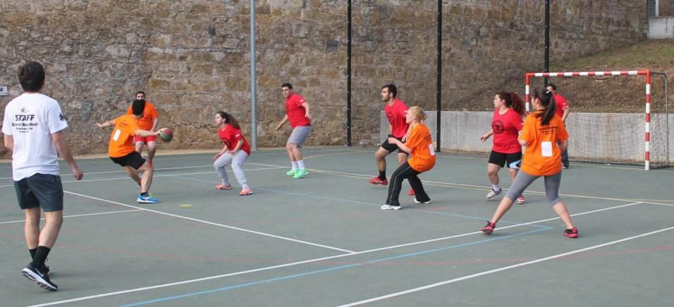 Torneio Street Handball - Queima das Fitas 2015 - Coimbra - Portugal16