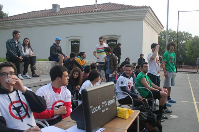 Torneio Street Handball - Queima das Fitas 2015 - Coimbra - Portugal8
