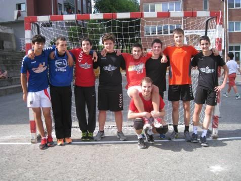 336 2015 I Torneo de Street Handball Urnieta1
