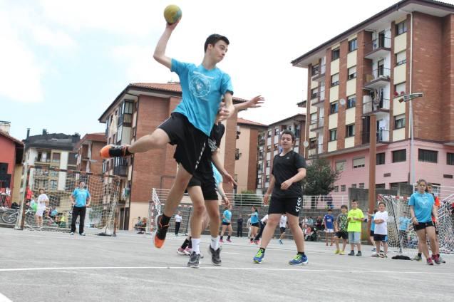 336 2015 I Torneo de Street Handball Urnieta42