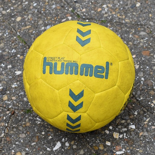 hummel street play Street Handball ball