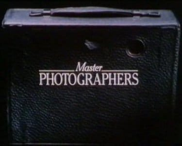 "A collection of Photography Documentaries called ""Master Photographers"" by the BBC."