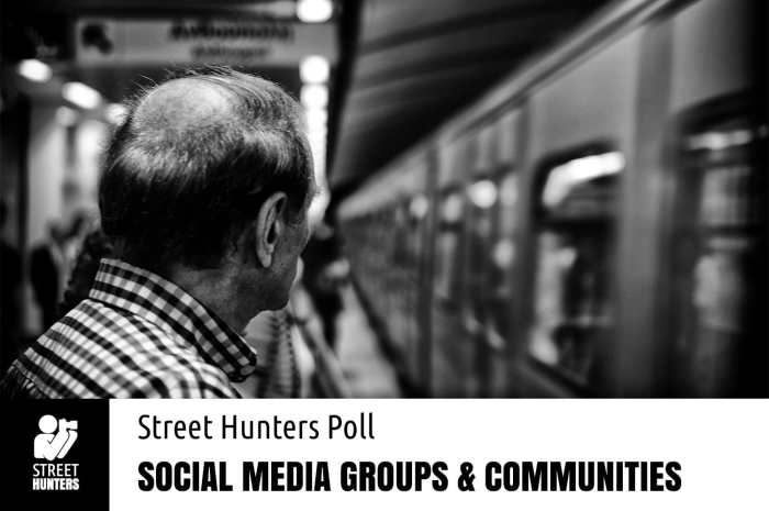 Poll - Social Media Groups & Communities