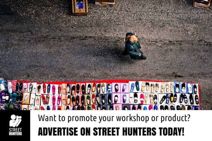 Advertise on StreetHunters.net
