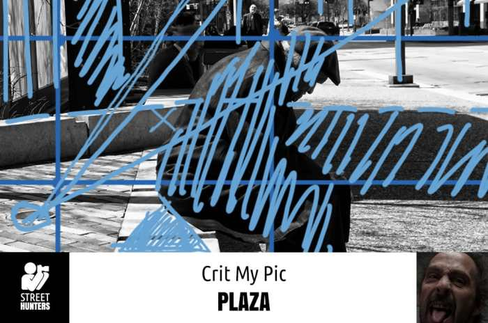 Crit My Pic Plaza by Rich McPeek