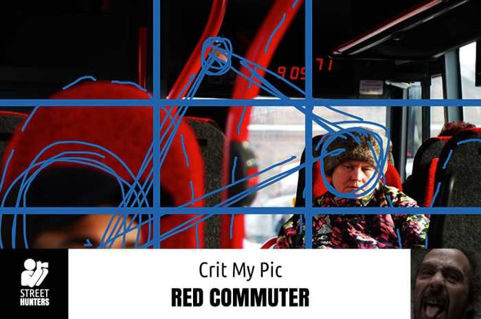 Crit My Pic Red Commuter