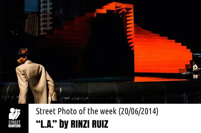 Photo of the week LA by Rinzi Ruiz