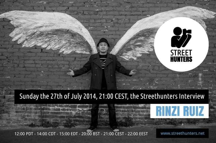 Rinzi Ruiz Interview
