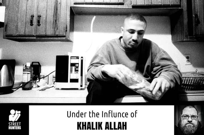 Under the Influence of Khalik Allah