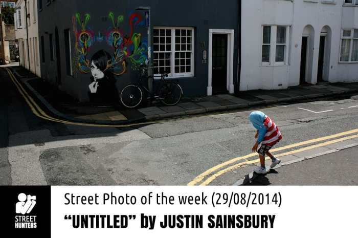 Untitled - Justin Sainsbury
