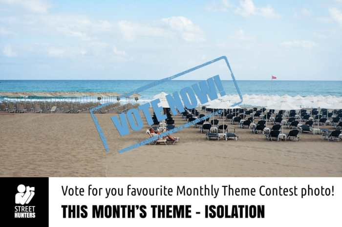 Isolation Vote Now!