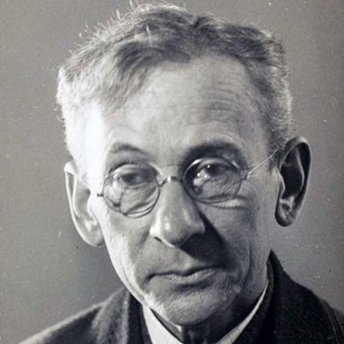 Lewis Hine portrait