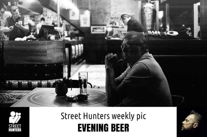 Evening Beer by Spyros Papaspyropoulos promo