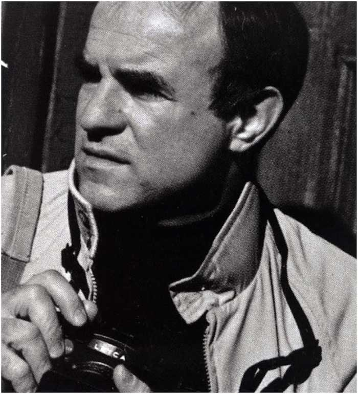 Costas Manos, Magnum Photographer