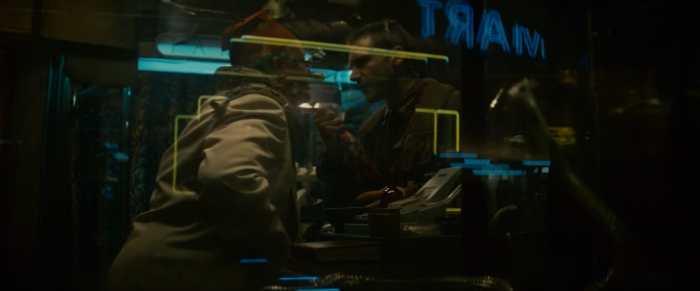 Blade Runner scene 3