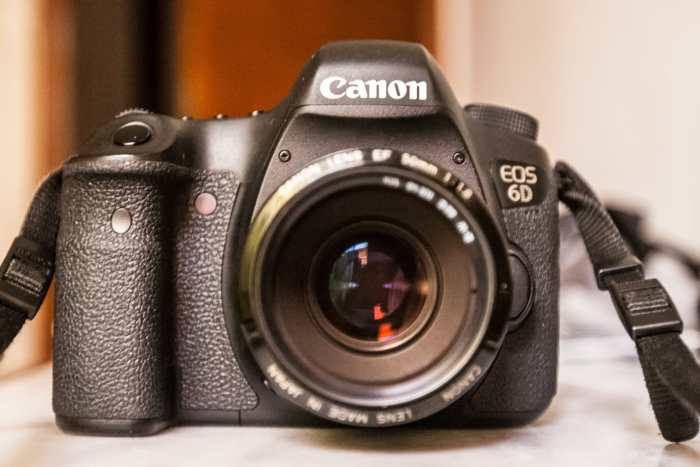 The Canon 6D for Street Photography