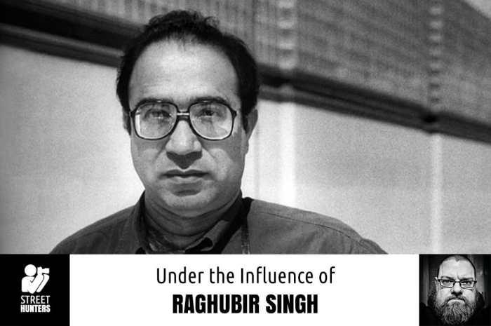 Under the influence of Raghubir Singh