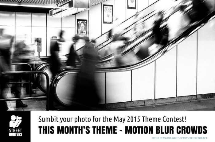 Monthly Theme Contest for May 2015