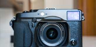 Fujifilm X-Pro1 with the XF18mm