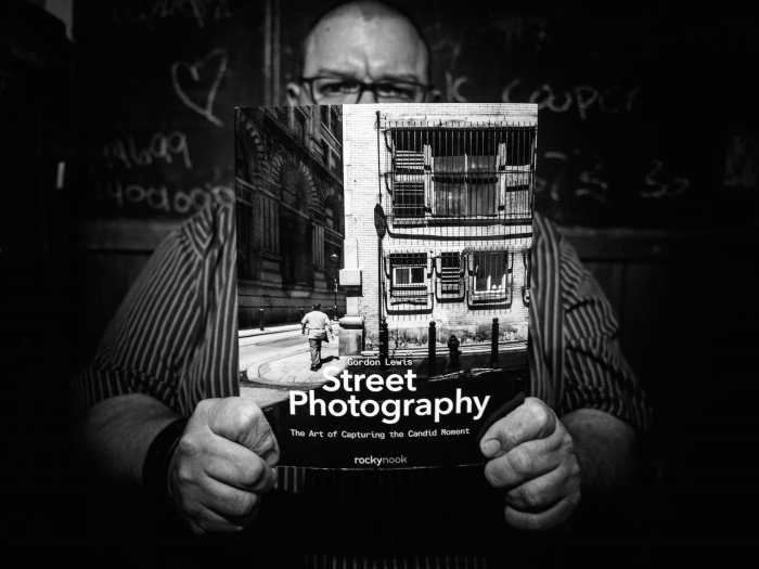 Gordon Lewis - Street Photography