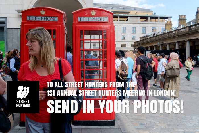 Send in your London photos