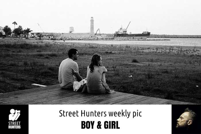 Pic of the week - Boy and Girl