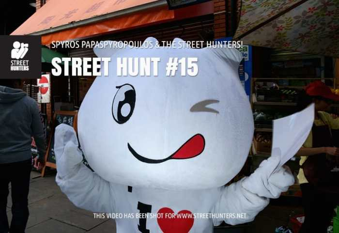 Street Hunt No 15 - 1st Annual Street Hunters Meeting