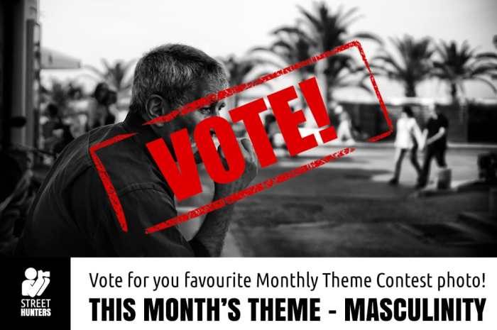 Masculinity Theme Contest