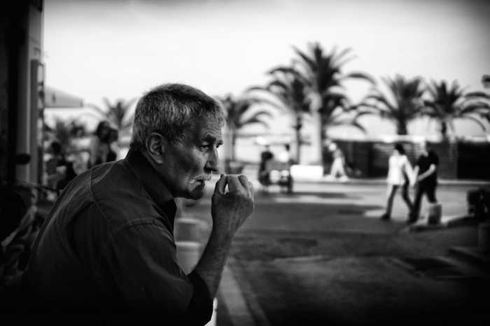 Cretan thinking man