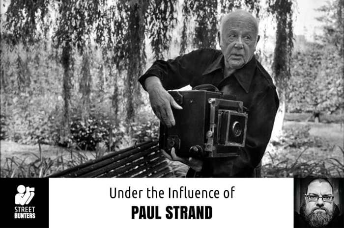 Under the Influence of Paul Strand