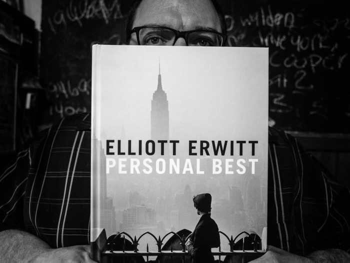 Elliott Erwitt Personal Best Cover