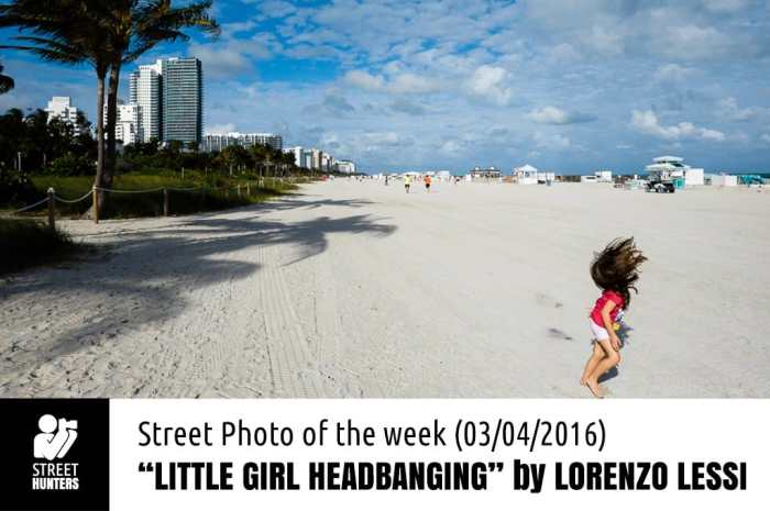 Photo of the week by Lorenzo Lessi