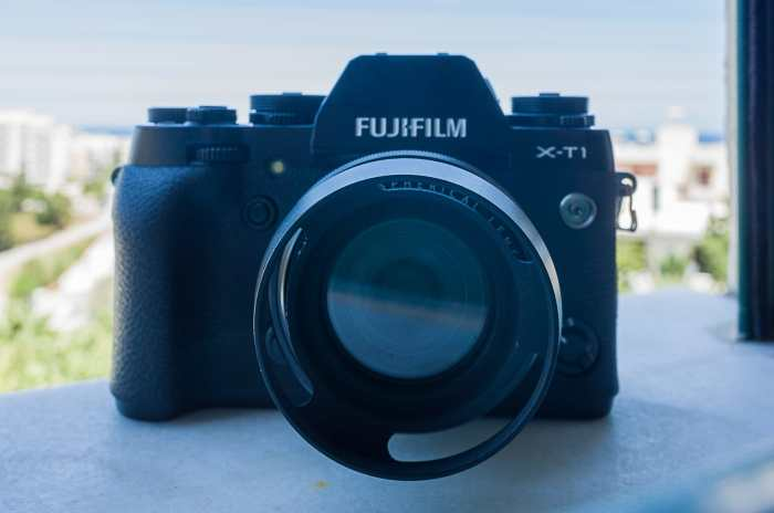 Fujifilm X-T1 for Street Photography