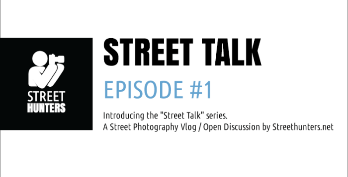 """Street Talk"" Episode 01"