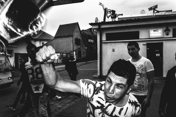 """Flash Street Photography"" photo by Christoph Wuzella"
