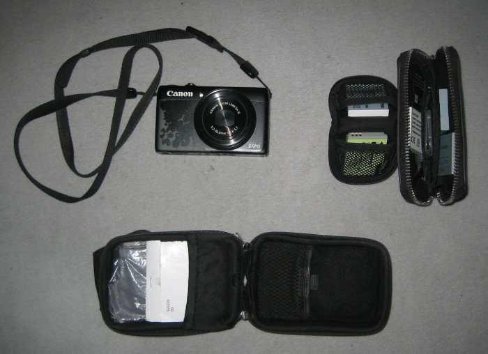 Never Edit's Camera Bag